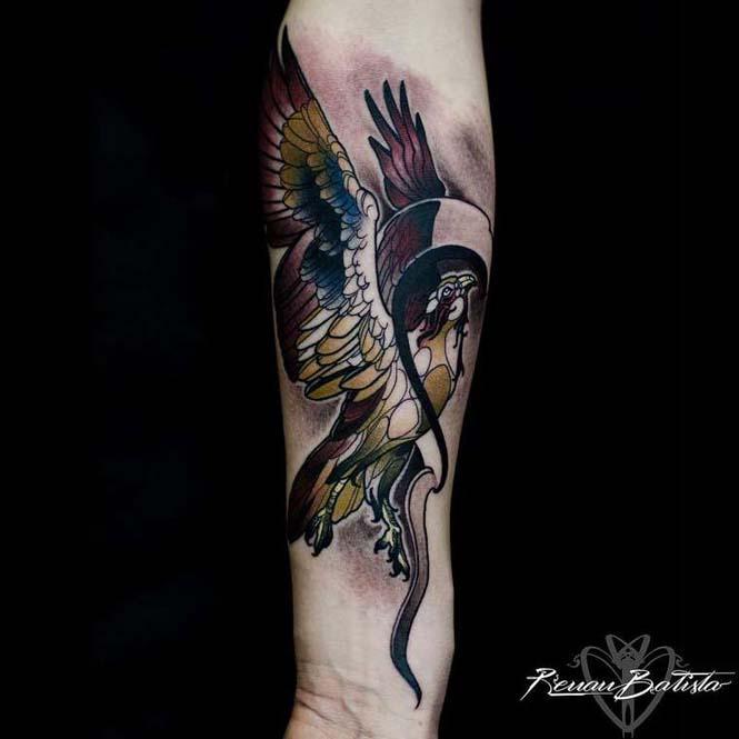 Εντυπωσιακά τατουάζ από τον Renan Batista (26)