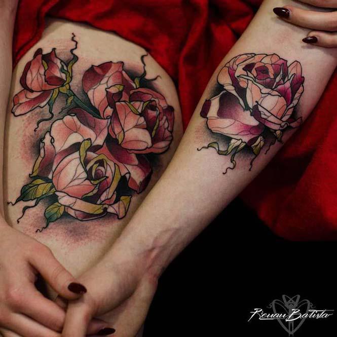 Εντυπωσιακά τατουάζ από τον Renan Batista (28)