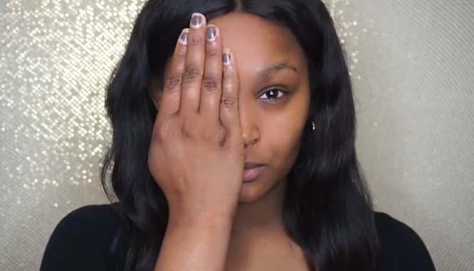 Αυτή η γυναίκα κάτω από το μακιγιάζ της κρύβει ένα τρομερό μυστικό (2)