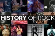 History of Rock: 64 τραγούδια σε 60 χρόνια