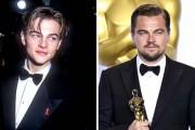 Διάσημοι ηθοποιοί στην πρώτη και την πιο πρόσφατη εμφάνιση τους στα Βραβεία Όσκαρ (1)
