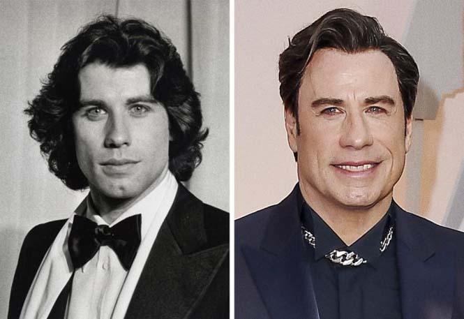 Διάσημοι ηθοποιοί στην πρώτη και την πιο πρόσφατη εμφάνιση τους στα Βραβεία Όσκαρ (3)