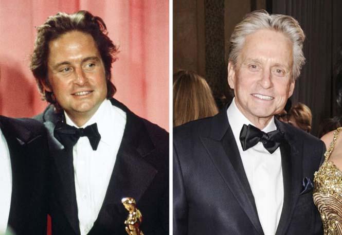 Διάσημοι ηθοποιοί στην πρώτη και την πιο πρόσφατη εμφάνιση τους στα Βραβεία Όσκαρ (5)