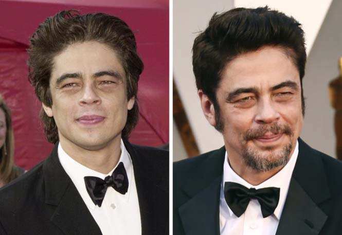 Διάσημοι ηθοποιοί στην πρώτη και την πιο πρόσφατη εμφάνιση τους στα Βραβεία Όσκαρ (7)