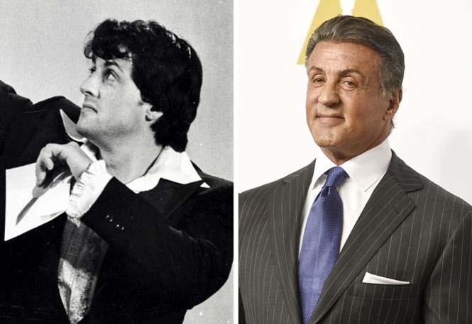 Διάσημοι ηθοποιοί στην πρώτη και την πιο πρόσφατη εμφάνιση τους στα Βραβεία Όσκαρ (10)