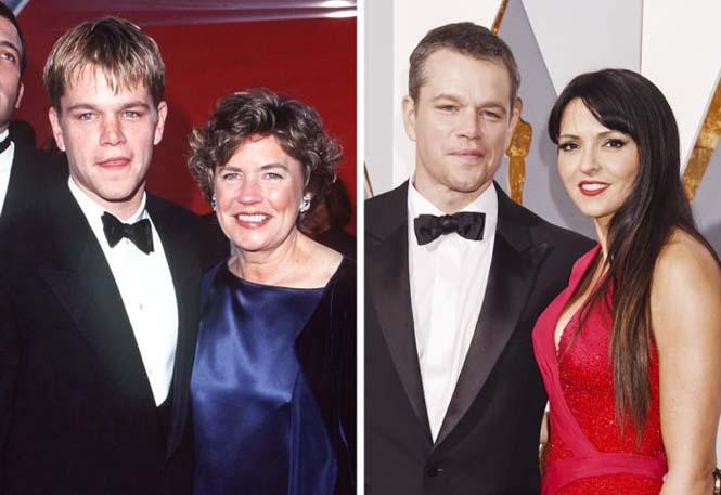 Διάσημοι ηθοποιοί στην πρώτη και την πιο πρόσφατη εμφάνιση τους στα Βραβεία Όσκαρ (12)