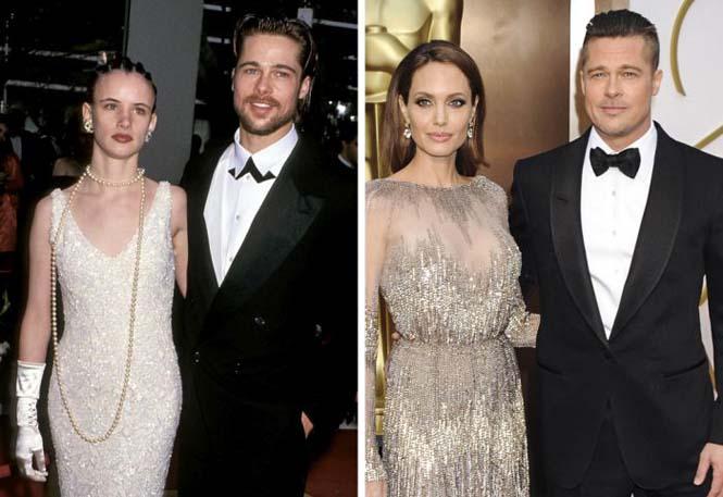 Διάσημοι ηθοποιοί στην πρώτη και την πιο πρόσφατη εμφάνιση τους στα Βραβεία Όσκαρ (15)