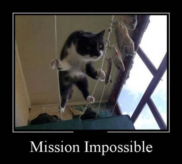 Καταστάσεις που μοιάζουν με... Mission Impossible (6)