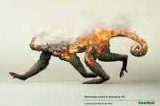 Καταστρέφοντας την φύση: Μια καμπάνια ευαισθητοποίησης με εικόνες διπλής έκθεσης (1)