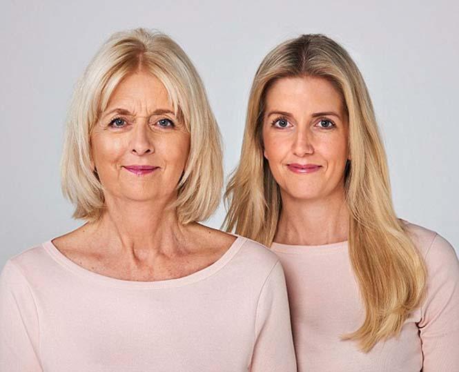 Αυτές οι φωτογραφίες δείχνουν πως κάθε γυναίκα τελικά γίνεται ίδια με την μητέρα της (2)