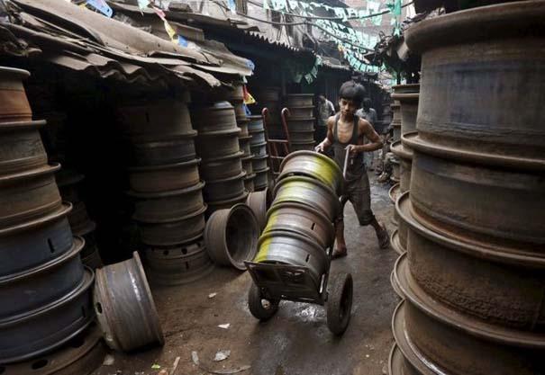 Καθημερινότητα στην Ινδία (5)