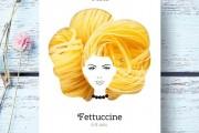 Μαλλιά ζυμαρικών: Μια έξυπνη και δημιουργική συσκευασία προϊόντων (1)