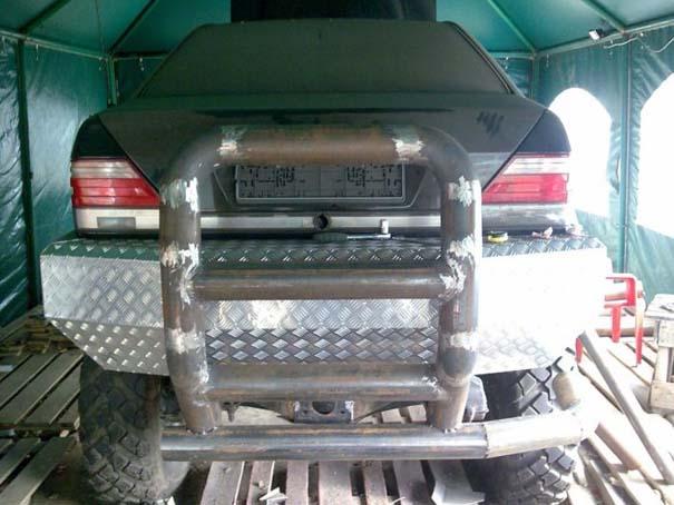 Μετατρέποντας μια Mercedes σε off-road όχημα (14)