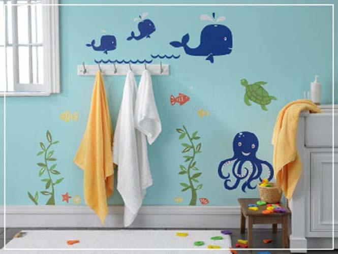 Μπάνια που θα λάτρευε κάθε παιδί (2)