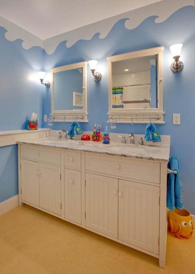 Μπάνια που θα λάτρευε κάθε παιδί (3)