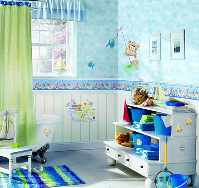Μπάνια που θα λάτρευε κάθε παιδί (8)