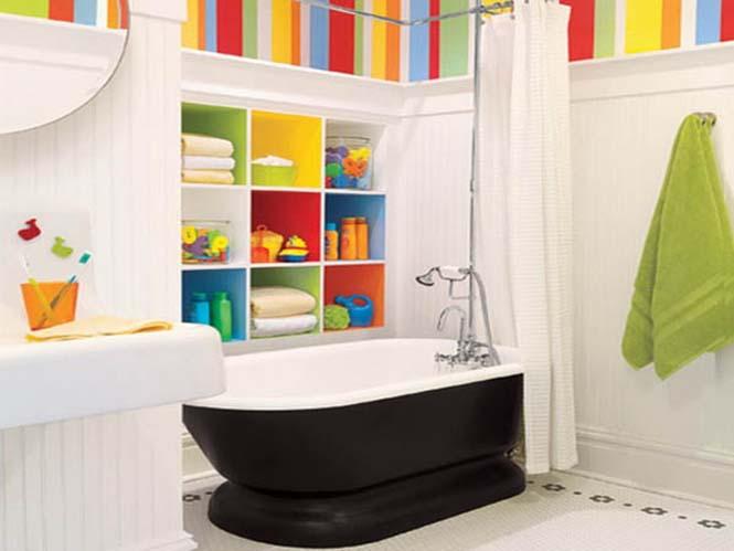 Μπάνια που θα λάτρευε κάθε παιδί (10)
