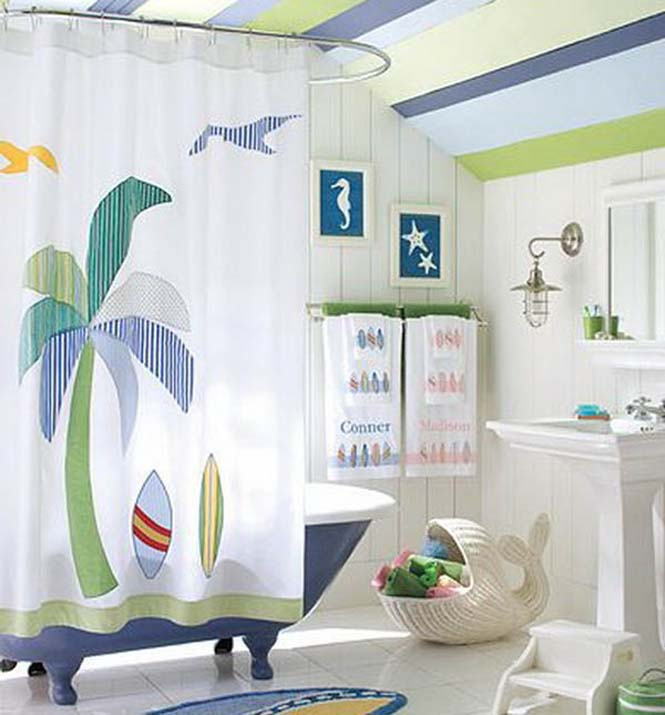 Μπάνια που θα λάτρευε κάθε παιδί (11)