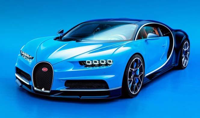 Το νέο supercar της Bugatti είναι έργο τέχνης (2)