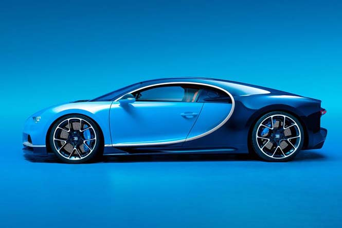 Το νέο supercar της Bugatti είναι έργο τέχνης (4)