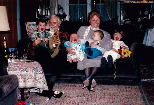Παιδιά που κατέστρεψαν την οικογενειακή φωτογραφία (9)