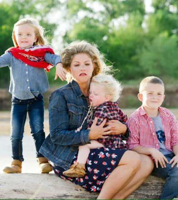 Παιδιά που κατέστρεψαν την οικογενειακή φωτογραφία (10)