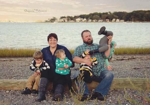 Παιδιά που κατέστρεψαν την οικογενειακή φωτογραφία (12)