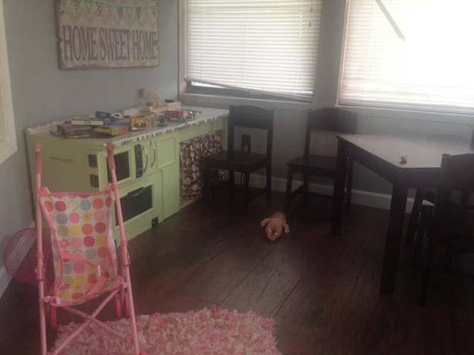 Πατέρας μετέτρεψε ένα ολόκληρο δωμάτιο για τα παιδιά του (19)