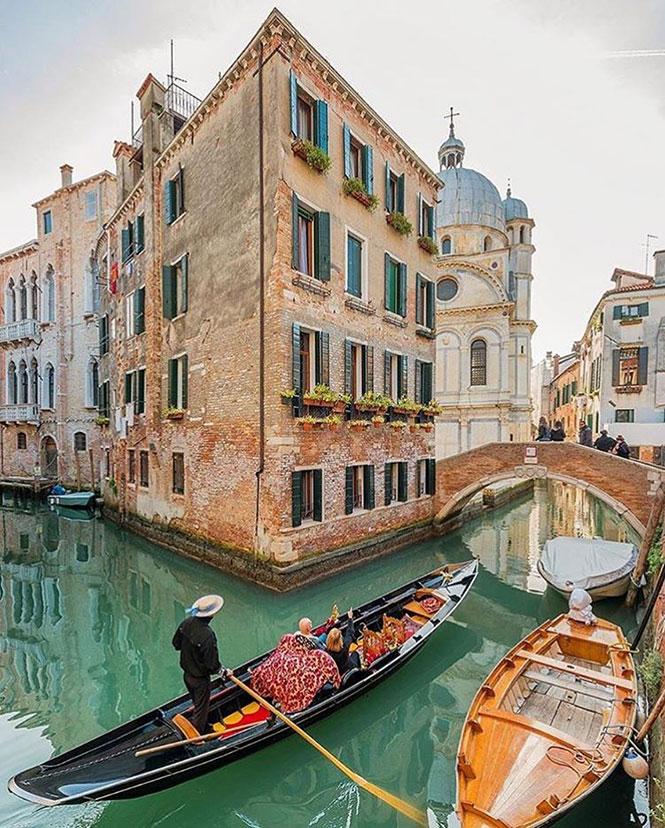 Μια βόλτα στη Βενετία...   Φωτογραφία της ημέρας