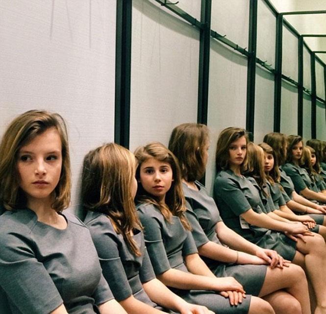 Τα κορίτσια που έκαναν το Internet να... σπάει το κεφάλι του | Φωτογραφία της ημέρας