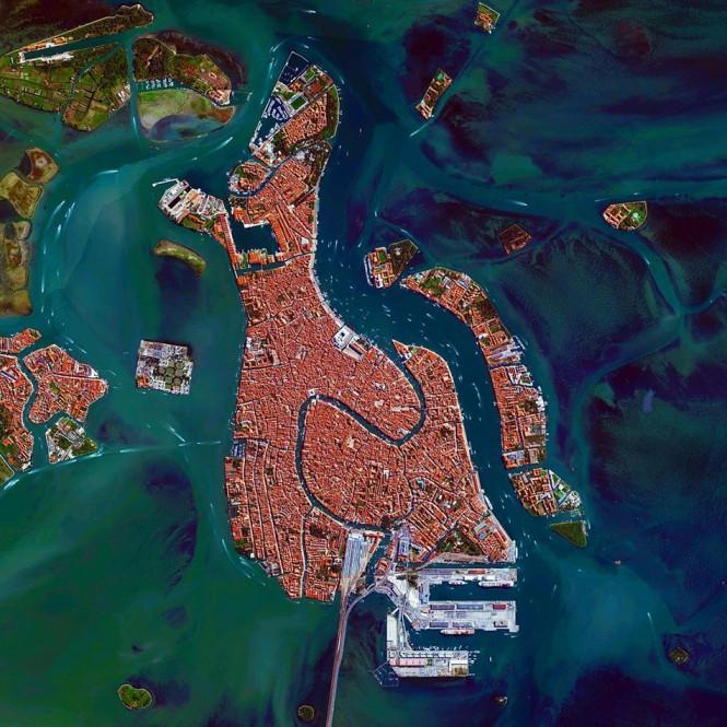 Η Βενετία από ψηλά | Φωτογραφία της ημέρας