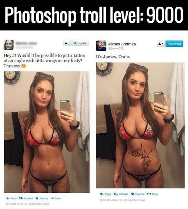 Photoshop Trolls (2)
