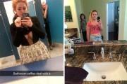 20 άνθρωποι που πιάστηκαν στα πράσα ενώ προσπαθούσαν να βγάλουν την τέλεια selfie
