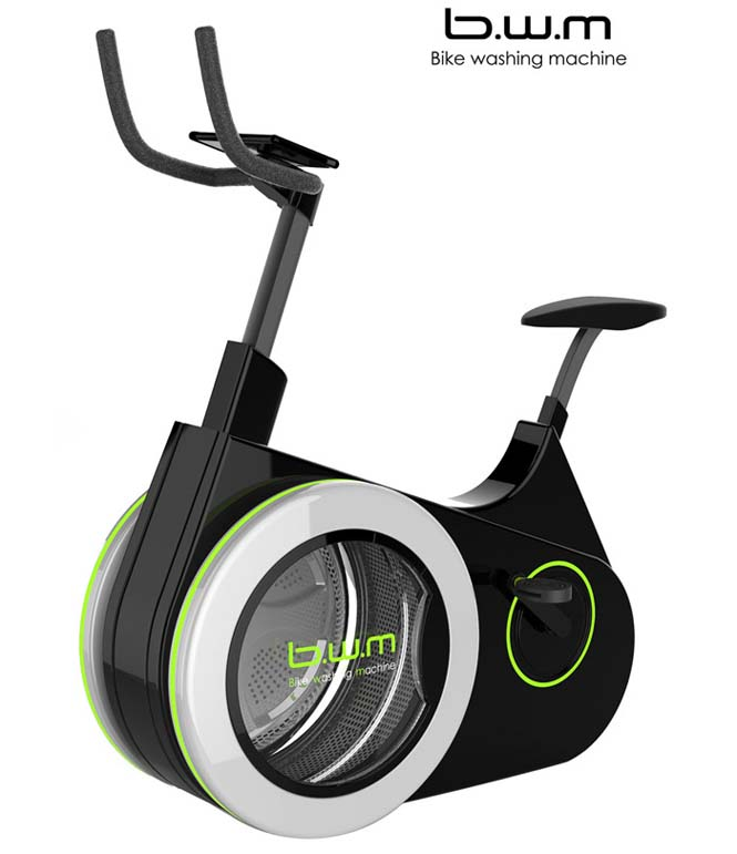 Ποδήλατο γυμναστικής - πλυντήριο (5)
