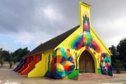 Πολύχρωμη εκκλησία (3)