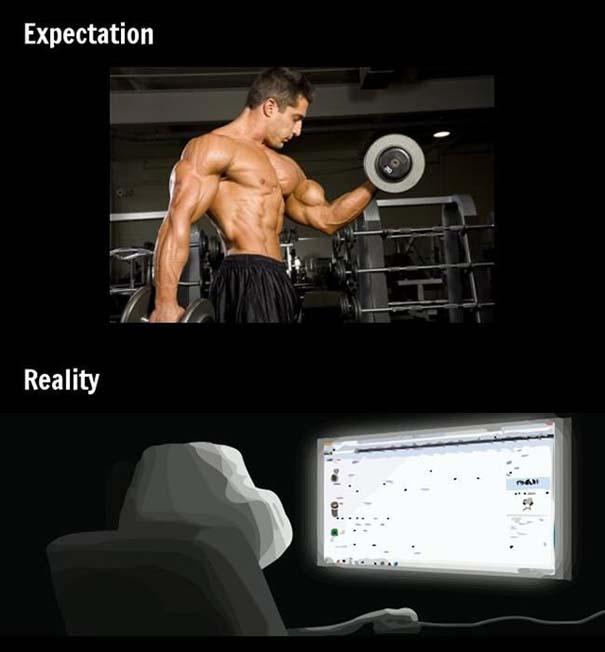 Προσδοκίες vs πραγματικότητα #25 (2)