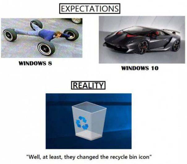 Προσδοκίες vs πραγματικότητα #25 (11)