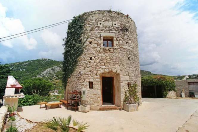 Πύργος 250 ετών στην Αδριατική μετατράπηκε σε σπίτι (1)