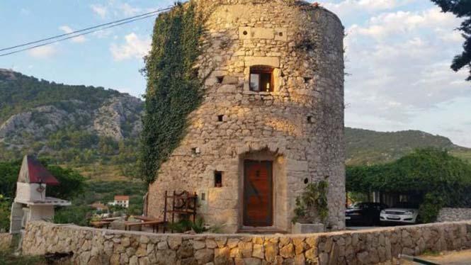 Πύργος 250 ετών στην Αδριατική μετατράπηκε σε σπίτι (2)