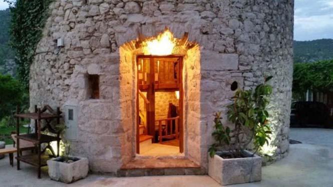 Πύργος 250 ετών στην Αδριατική μετατράπηκε σε σπίτι (4)