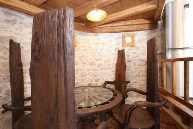 Πύργος 250 ετών στην Αδριατική μετατράπηκε σε σπίτι (6)