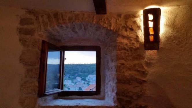 Πύργος 250 ετών στην Αδριατική μετατράπηκε σε σπίτι (24)