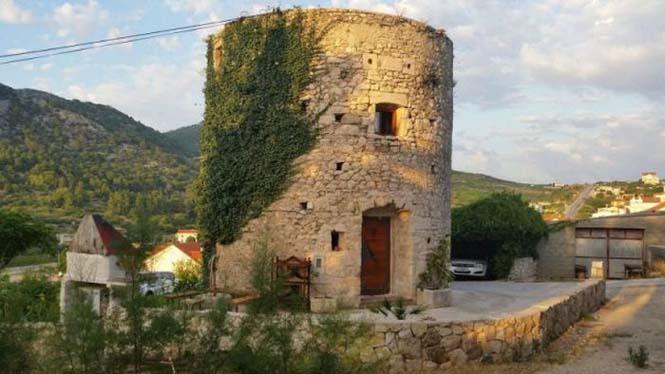 Πύργος 250 ετών στην Αδριατική μετατράπηκε σε σπίτι (25)