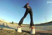 Τα πιο τρελά skateboard tricks που έχετε δει ποτέ