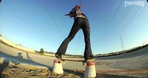 Τα πιο τρελά skateboard tricks που έχετε δει ποτέ (Video)