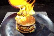 Τι ποσότητα λιωμένου χαλκού χρειάζεται για να καταστρέψει ένα Big Mac