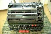 Δείτε τι συμβαίνει όταν διαιρείς με το μηδέν χρησιμοποιώντας μια μηχανική αριθμομηχανή