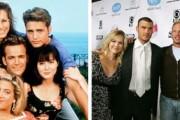 Χαρακτήρες από διάσημες ταινίες/σειρές φωτογραφίζονται μαζί μετά από χρόνια (8)