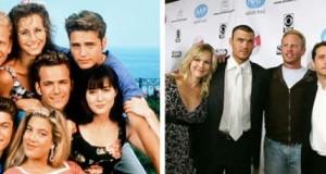 Χαρακτήρες από διάσημες ταινίες/σειρές φωτογραφίζονται μαζί μετά από χρόνια