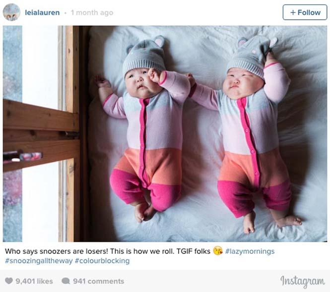 Τα χαριτωμένα δίδυμα που τρελαίνουν το Instagram (5)